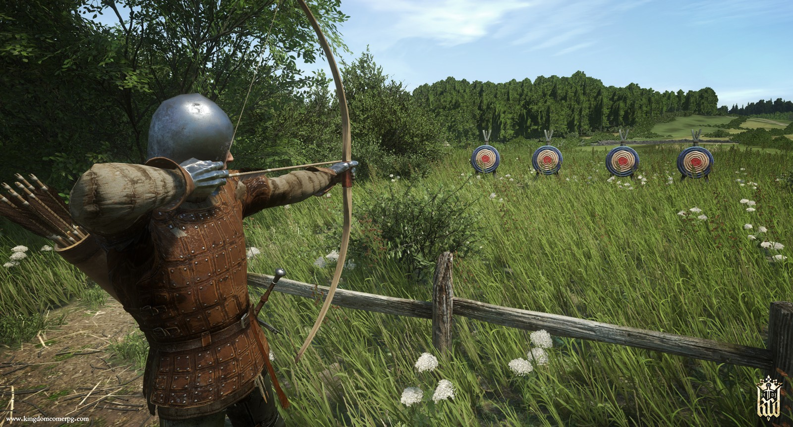 Kingdom Come: Deliverance console commands - PCGamesN