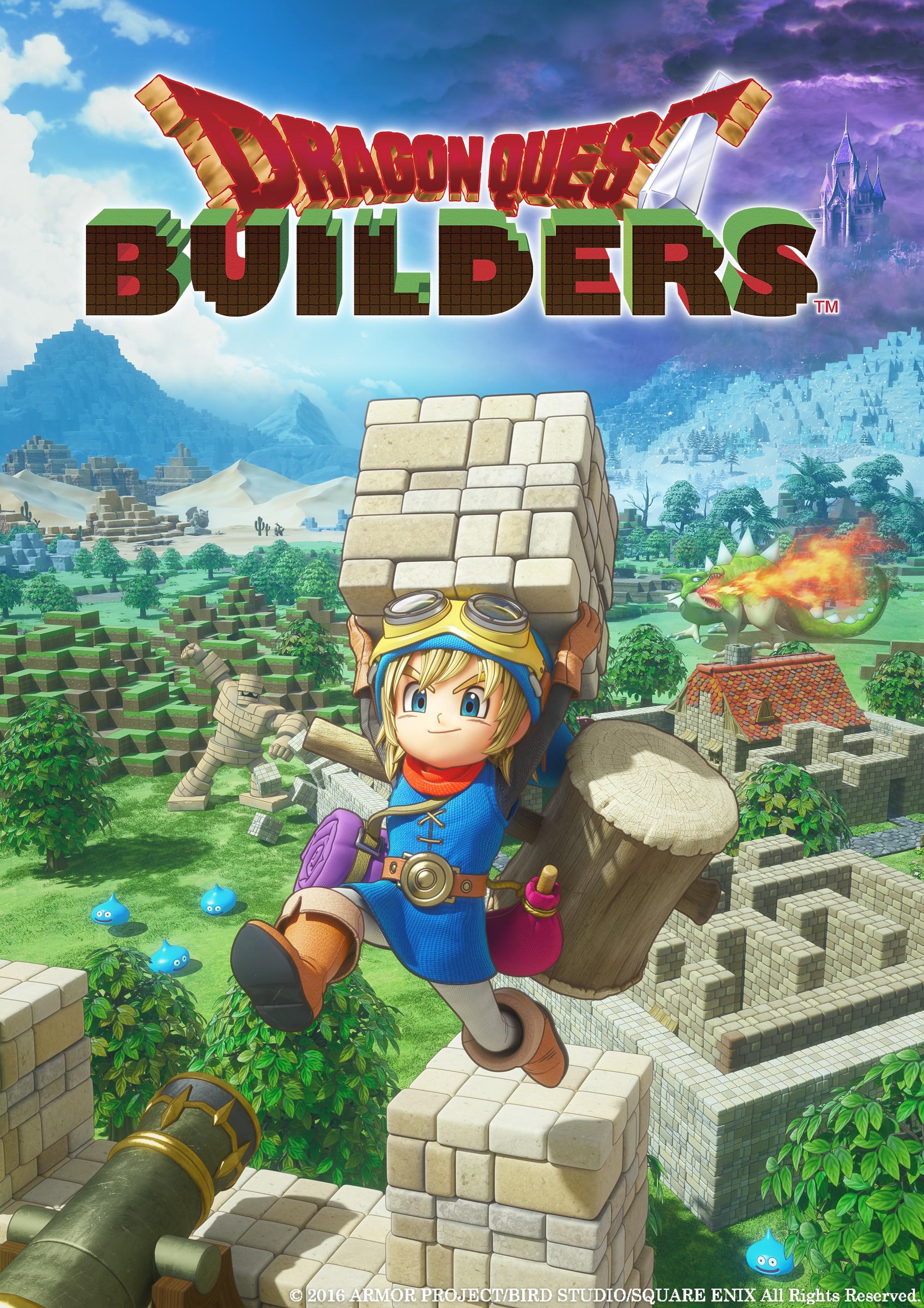 Dragon Quest Builders: How to Unlock Doors in Chapter 2 by