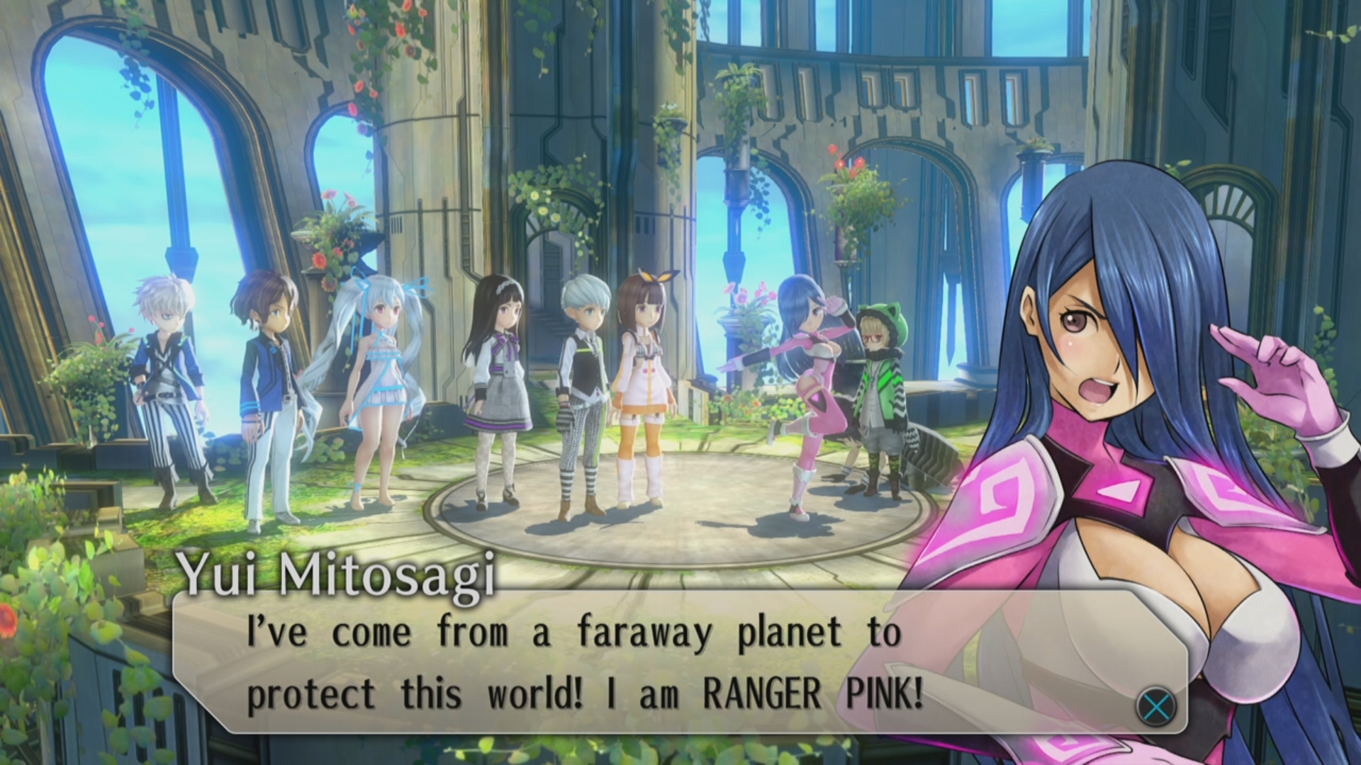 Exist Archive The Other Side Of The Sky Review Rpg Site
