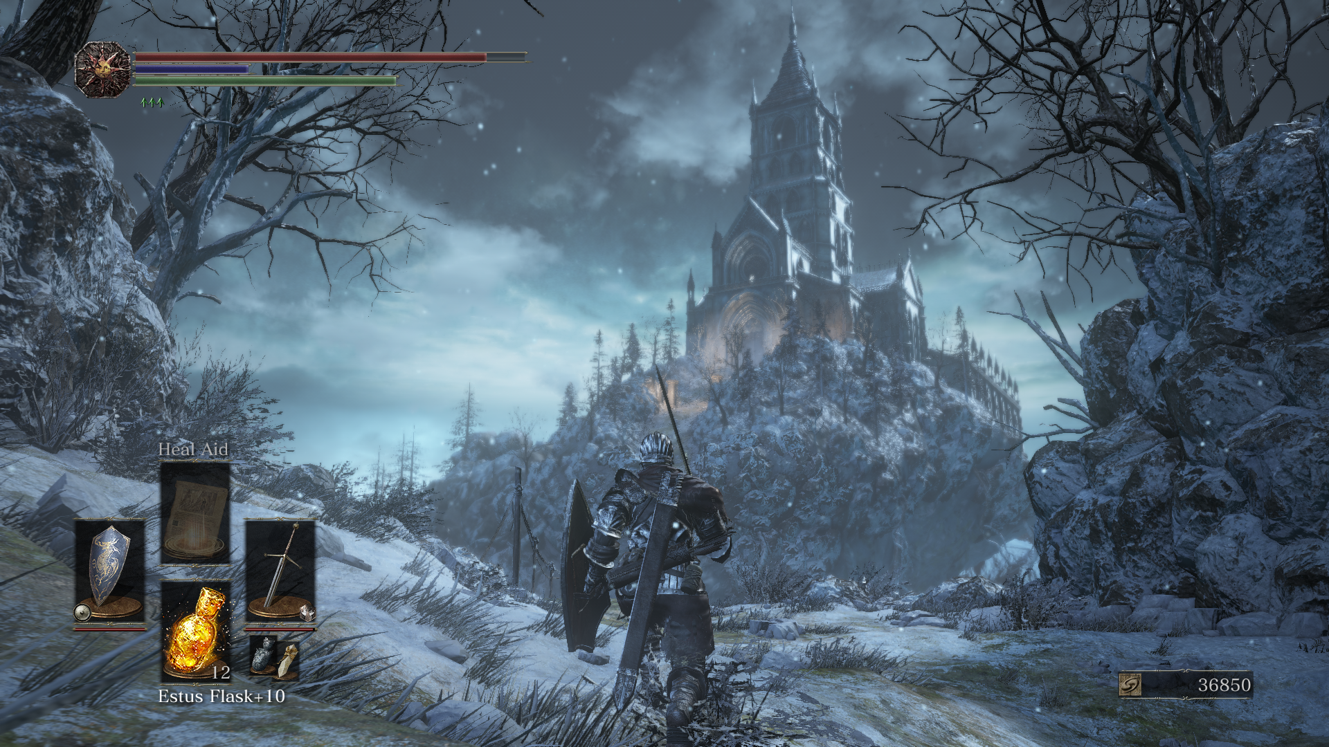 Dark Souls 3 Ashes Of Ariandel Guide Where To Find All New Key