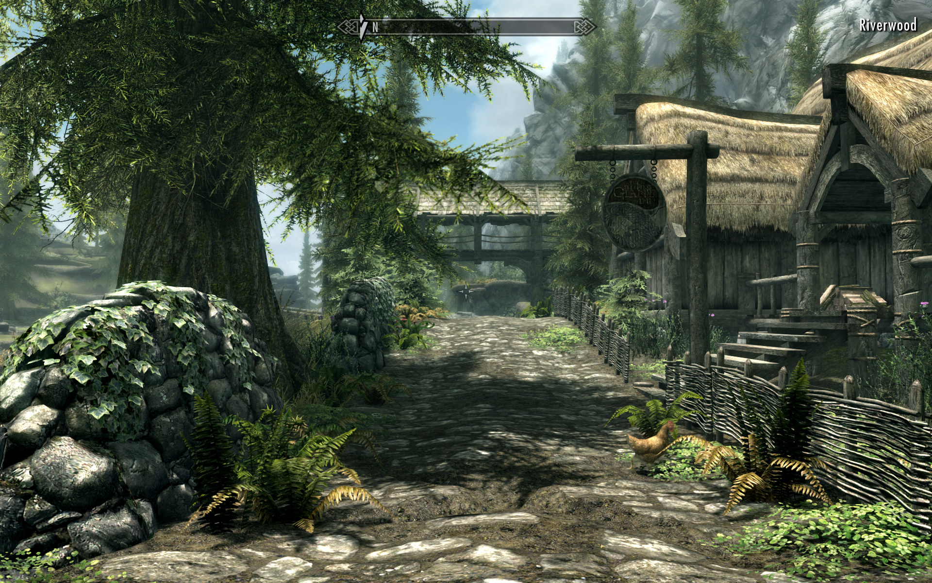 how to change what gpu skyrim special eition uses