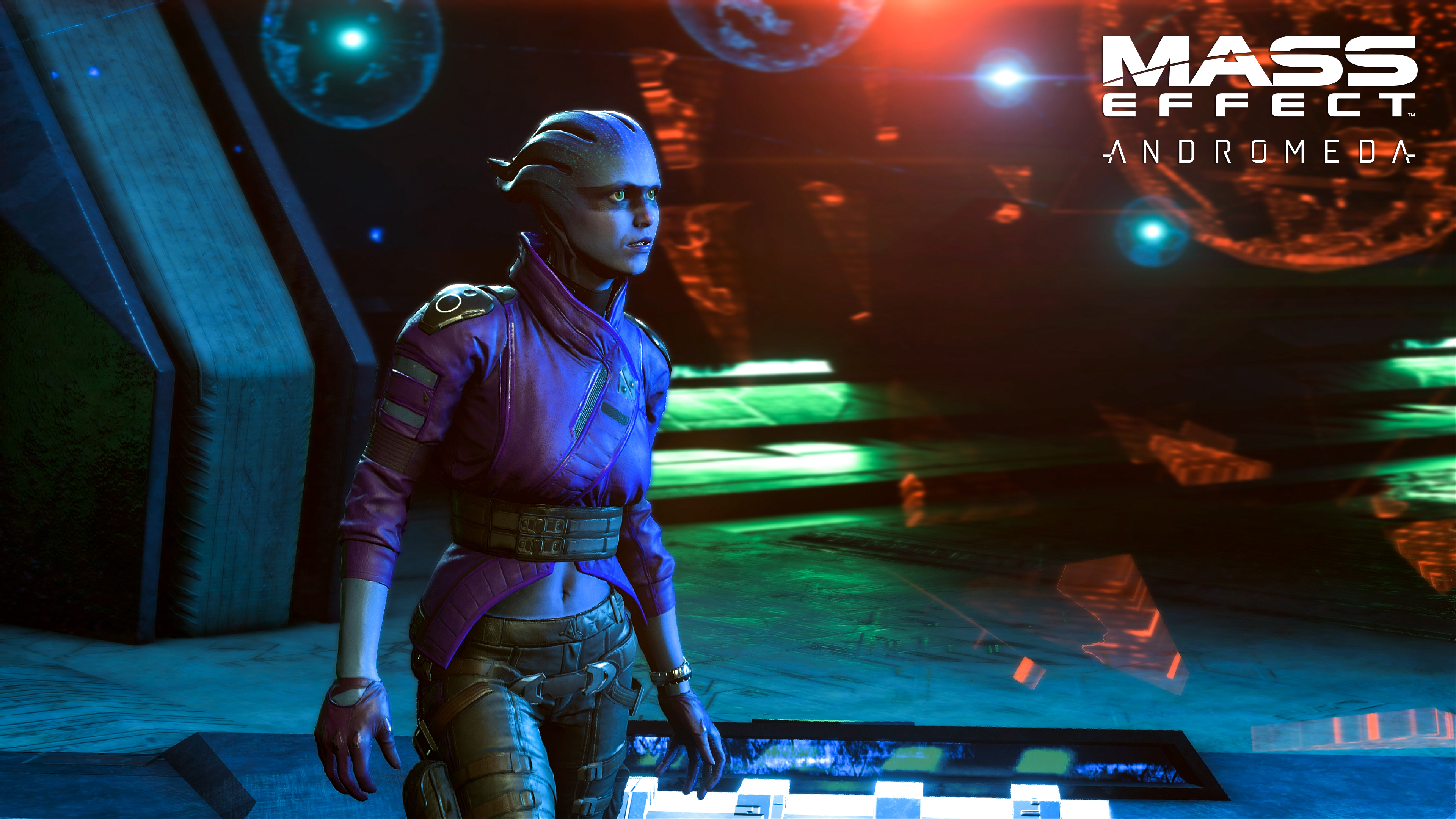 No launch day patch for stiff Mass Effect: Andromeda animations