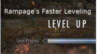 Skyrim mods leveling