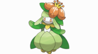 Pokemon lilligant