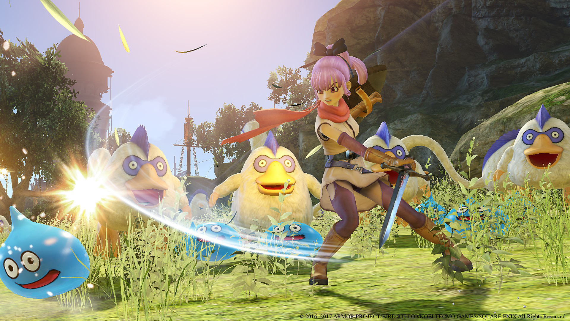 dragon quest heroes ii review rpg site