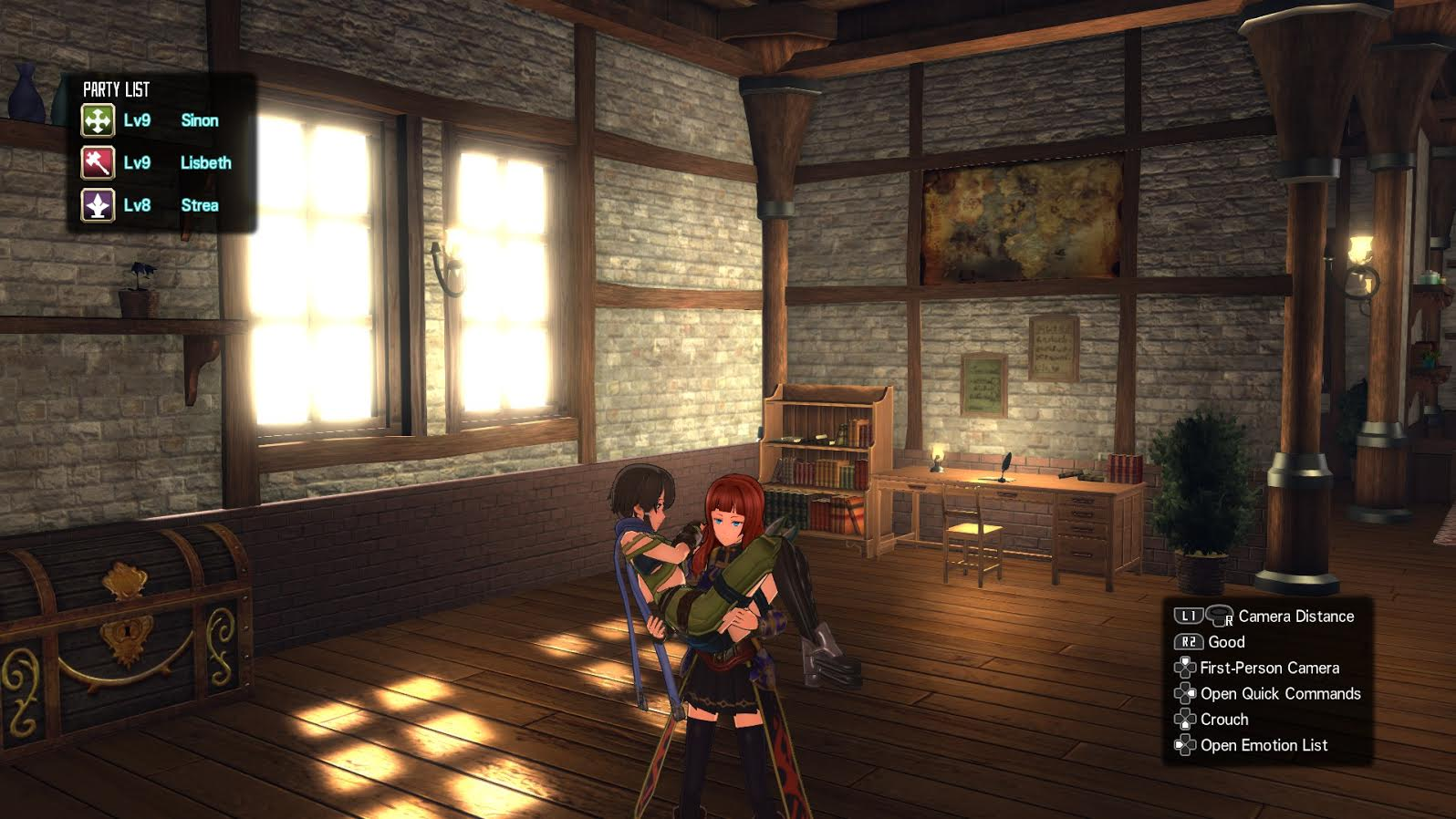 Sword Art Online: Hollow Realization | RPG Site