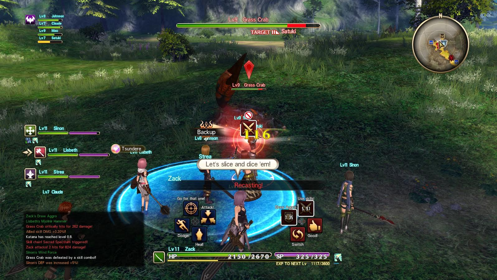 Sword Art Online: Hollow Realization Review | RPG Site
