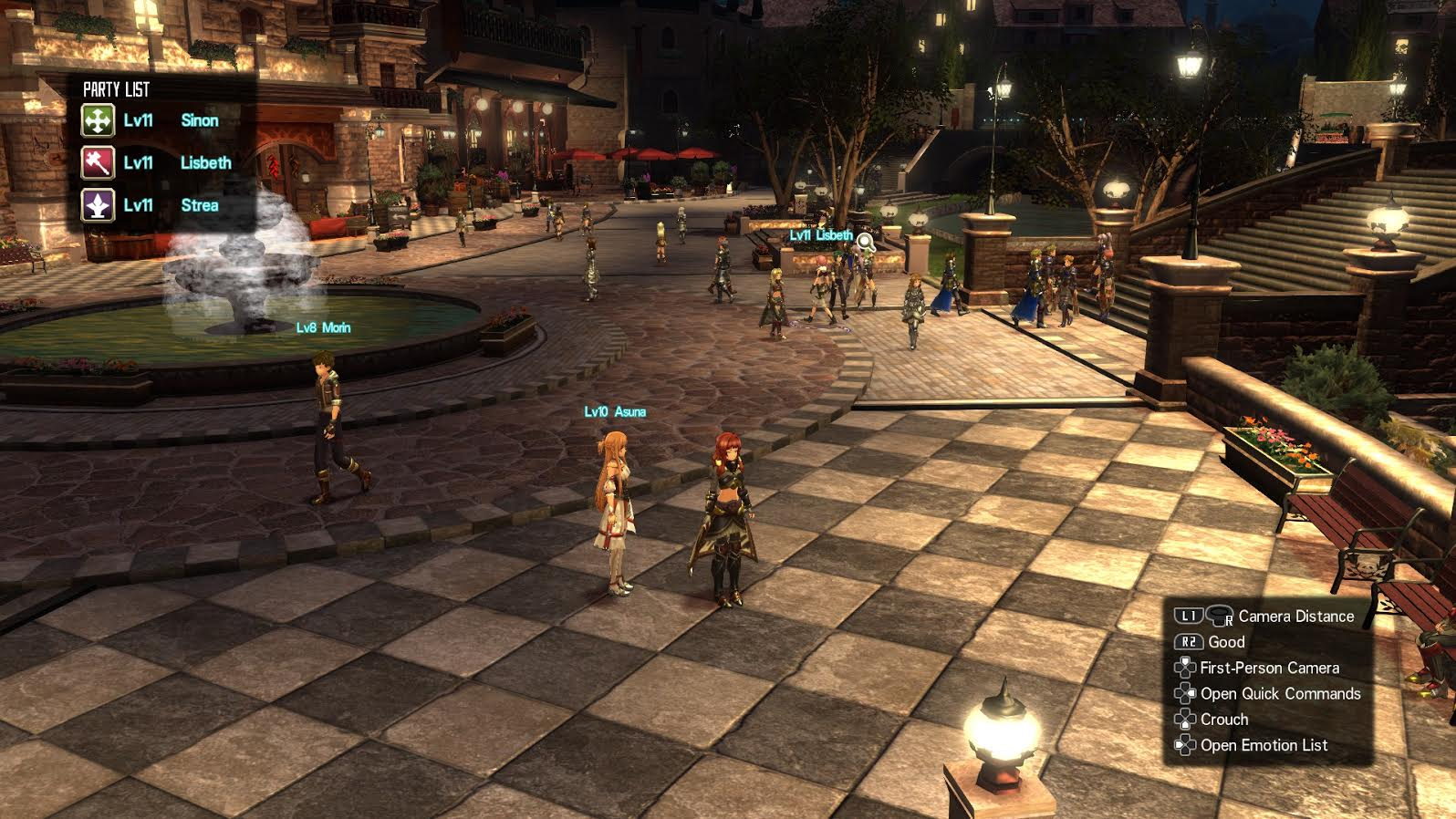 Sword Art Online: Hollow Realization Review   RPG Site