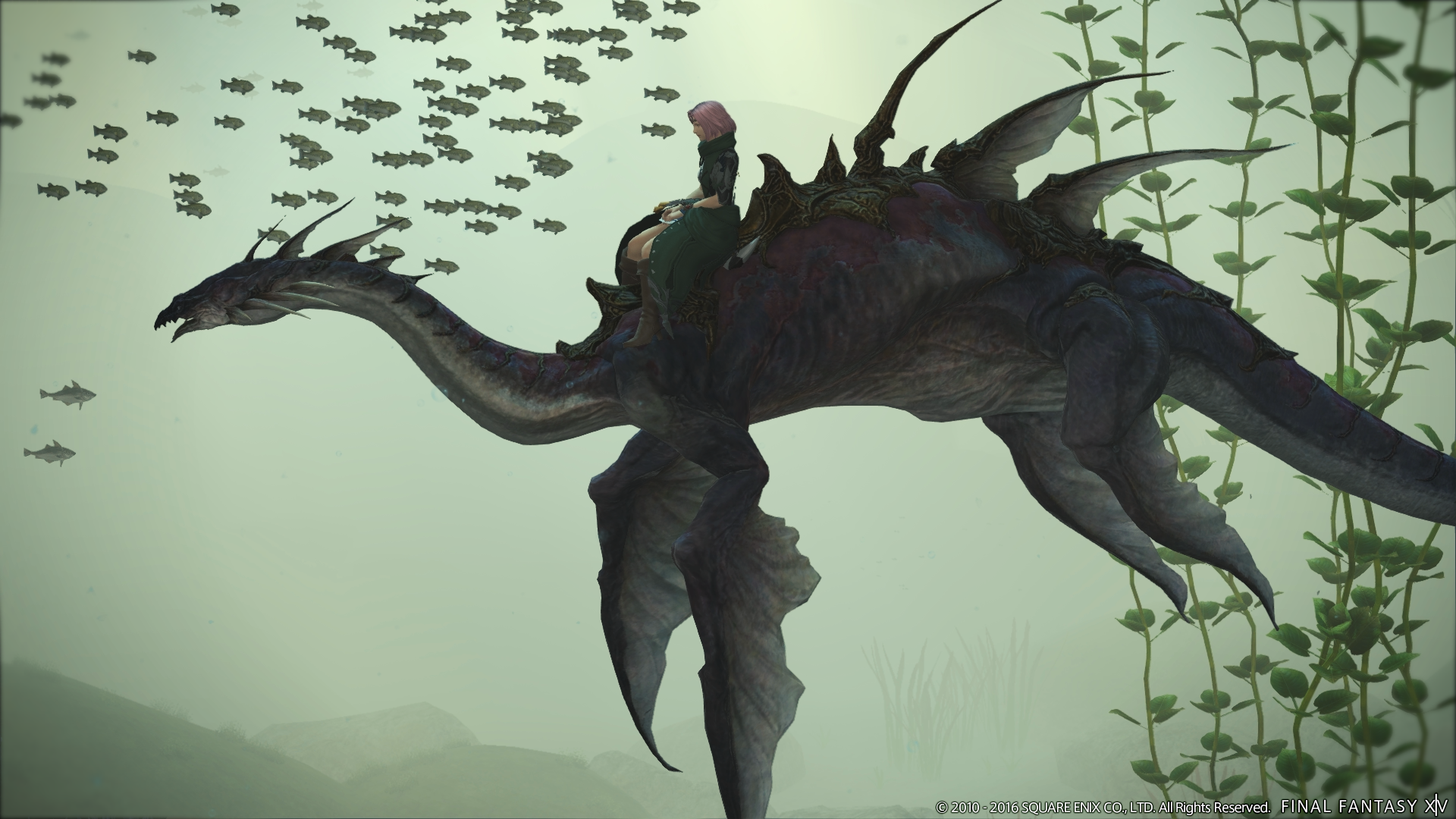 Final Fantasy XIV's Stormblood expansion will release in June | RPG Site