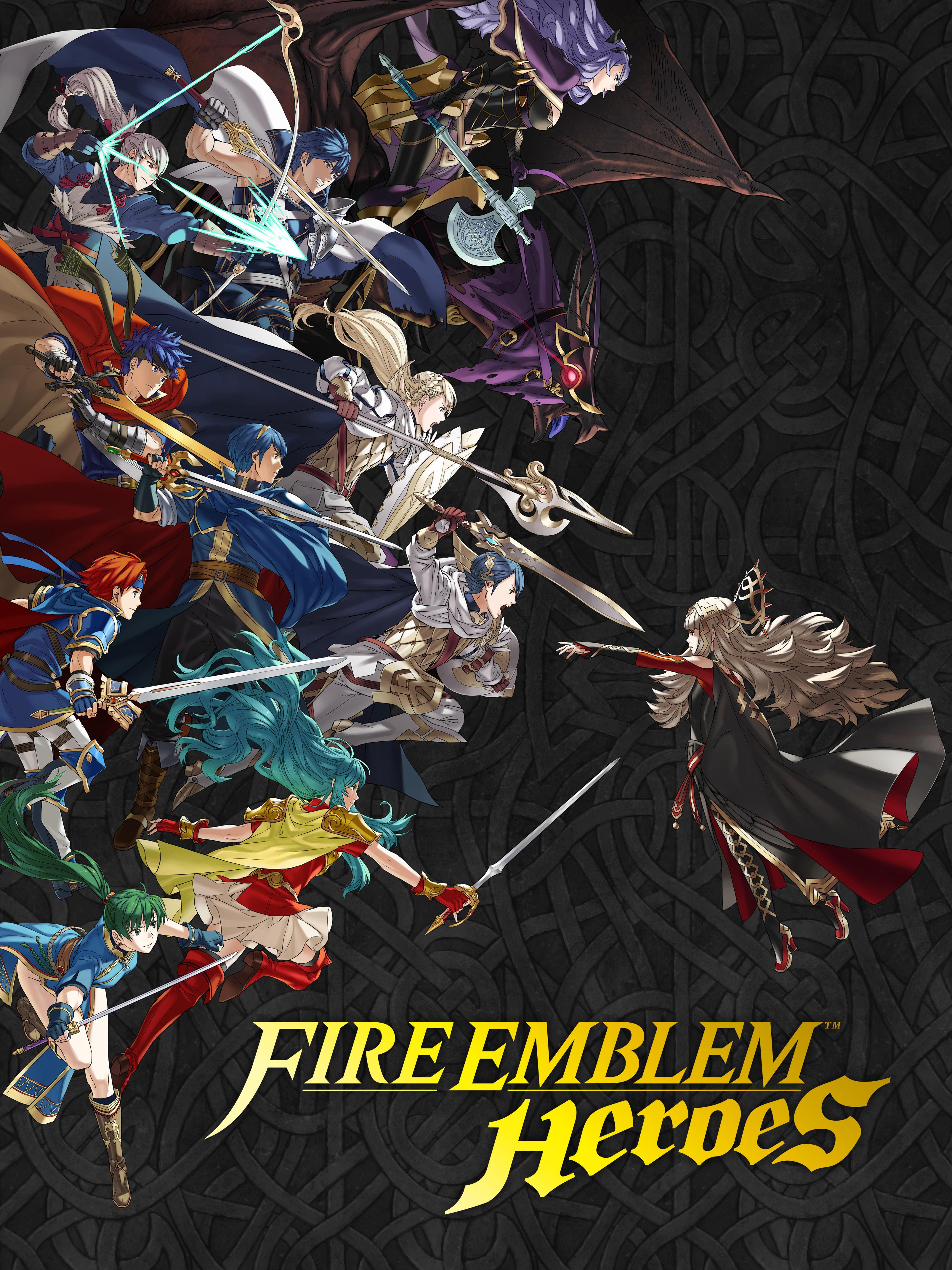 Fire Emblem Heroes Rpg Site