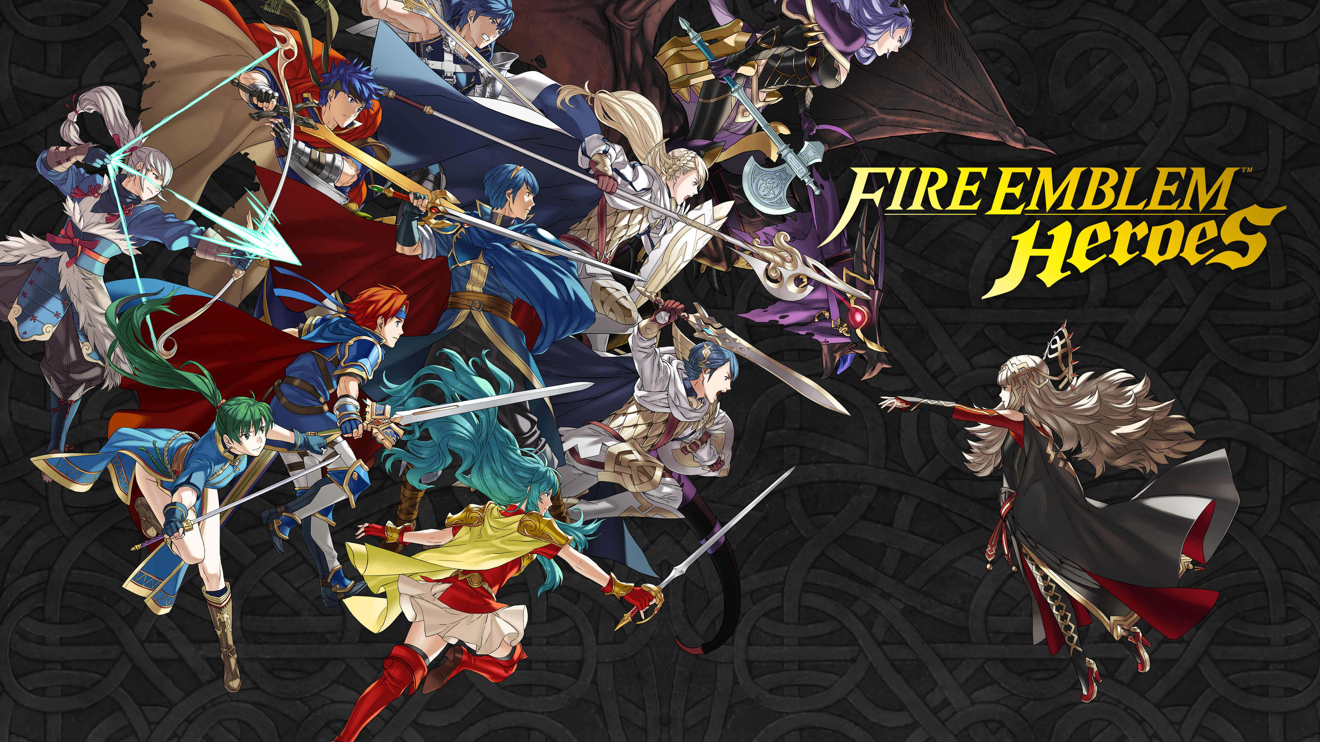 Resultado de imagen para fire emblem heroes