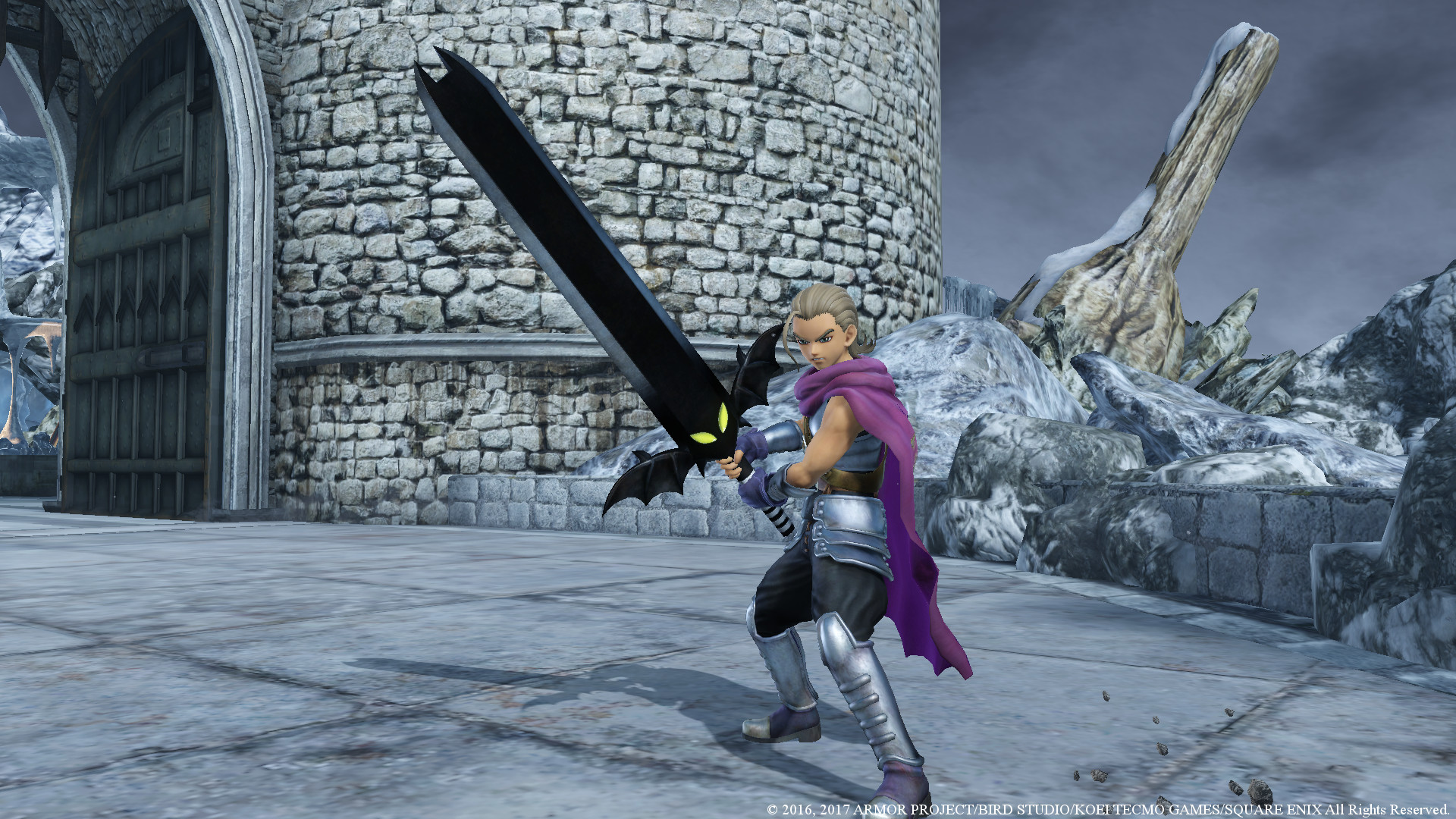 Dragon Quest Heroes II gets a Day One edition and a day-and-date