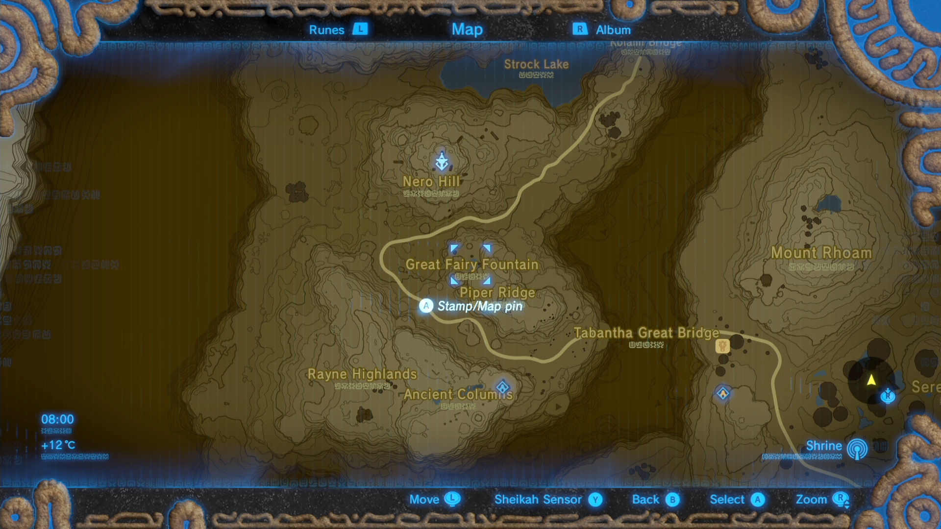 The Legend Of Zelda Breath Of The Wild Guide All Great Fairy