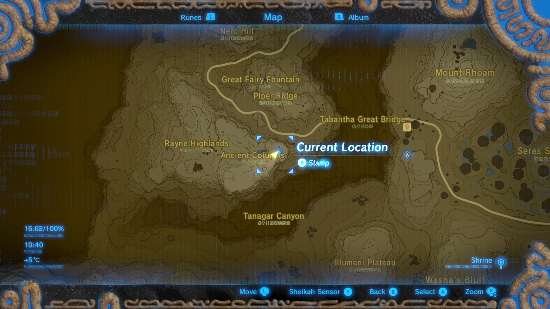 The legend of zelda breath of the wild guide locked memories photo 3 memory 5 ancient columns gumiabroncs Choice Image