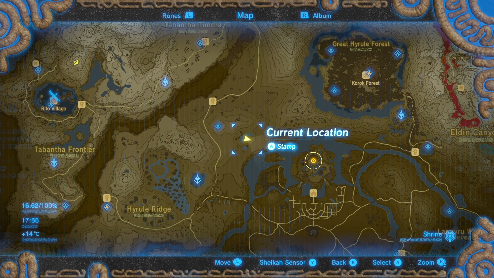 The Legend Of Zelda Breath Of The Wild Guide Locked