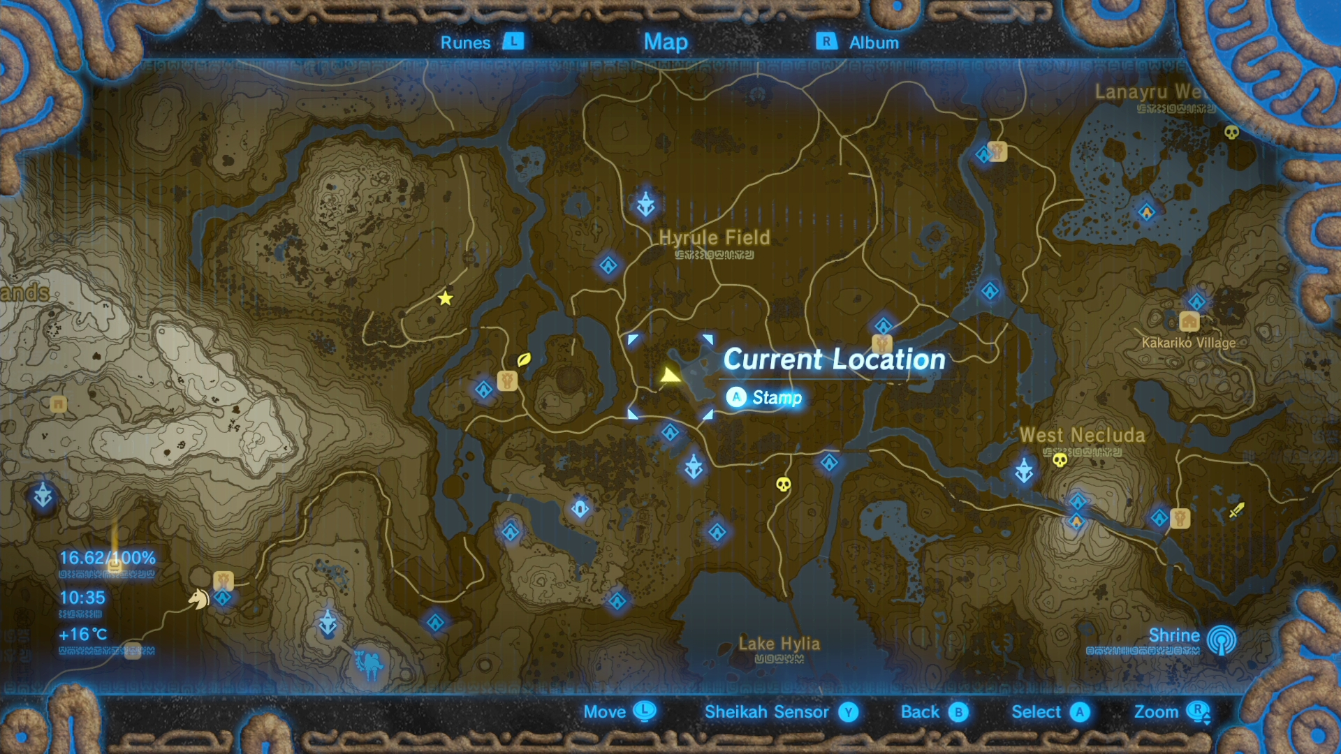 The legend of zelda breath of the wild guide locked memories beware of guardians when grabbing this memory as theyre around this area and can one shot you until the late game gumiabroncs Choice Image