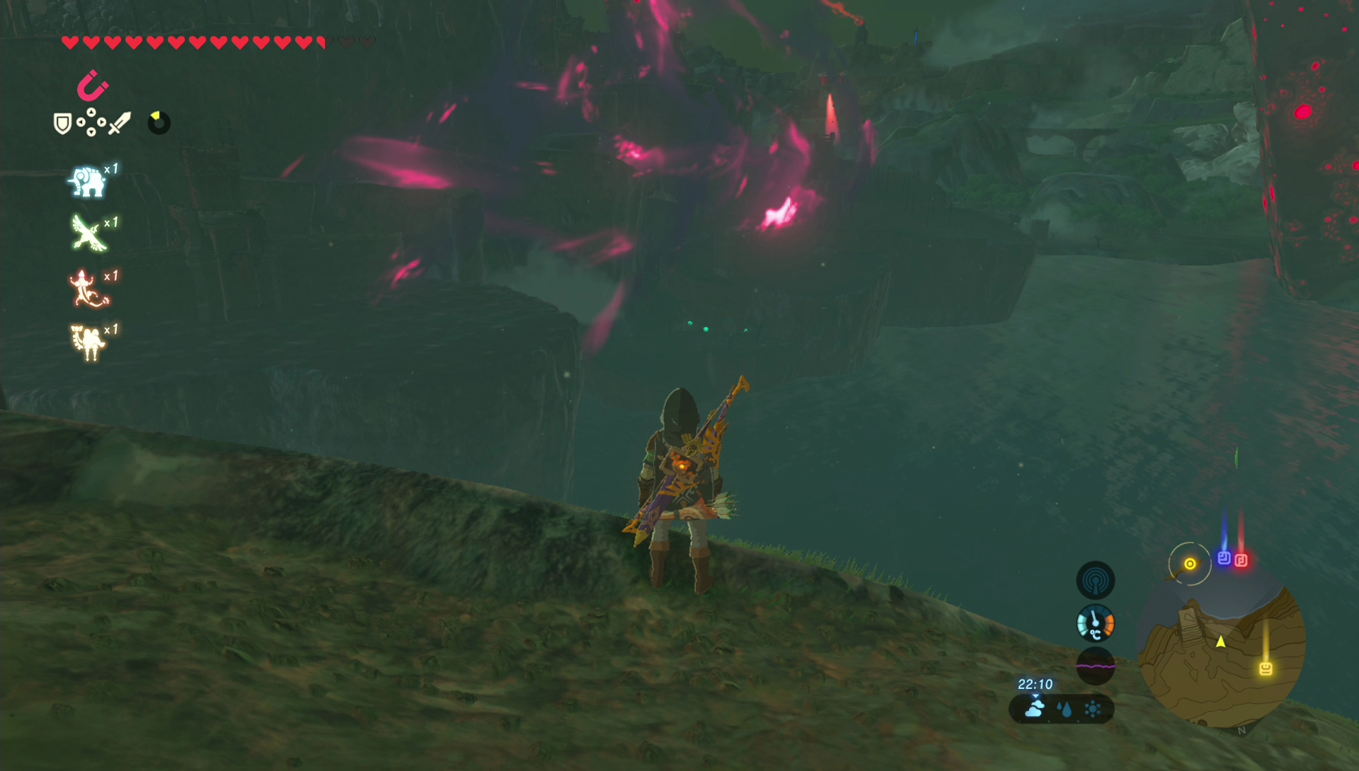 The Legend Of Zelda Breath Of The Wild Guide How To Get