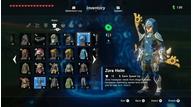 Zelda armor zora
