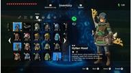 Zelda armor hylian