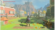 Zelda botw tarrey town 1 1