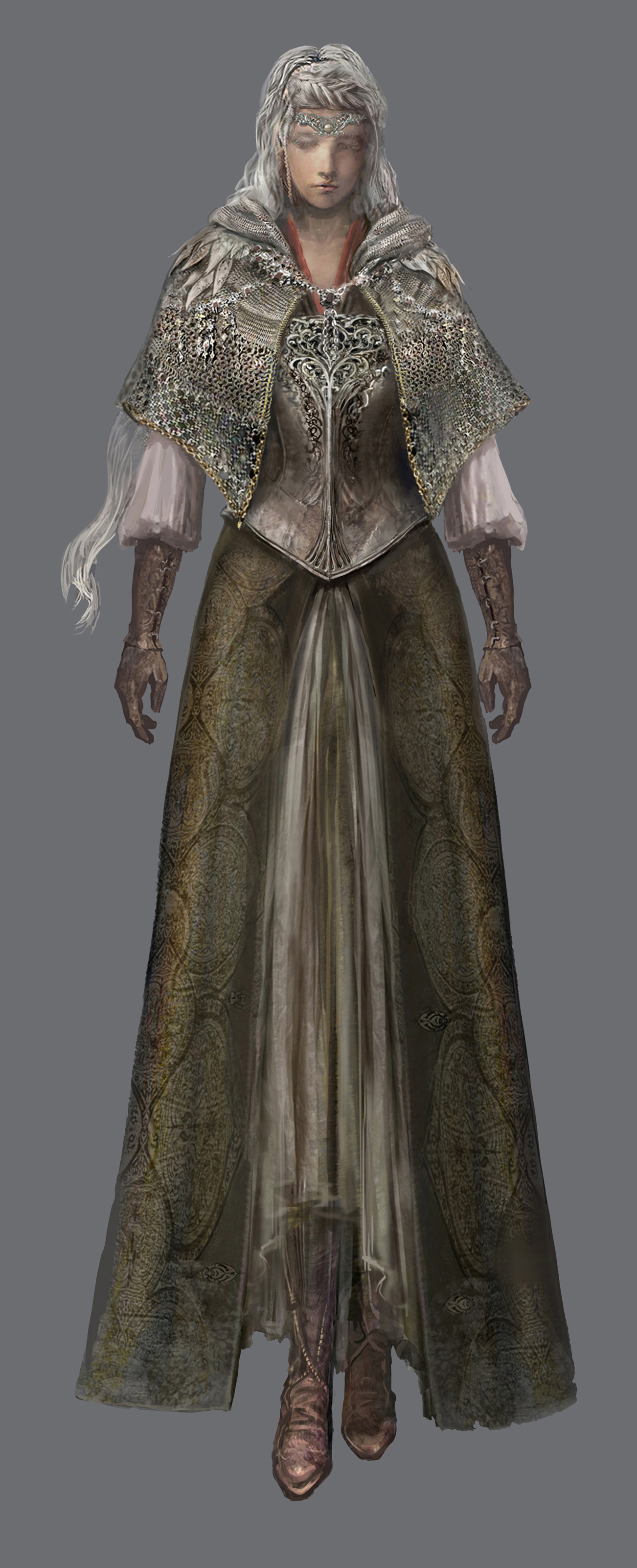 Dark Souls III - The Ringed City DLC gets more screenshots