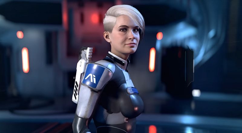 Mass Effect Andromeda's Animations Getting Compared to Pingu, Robots, and Gorillas