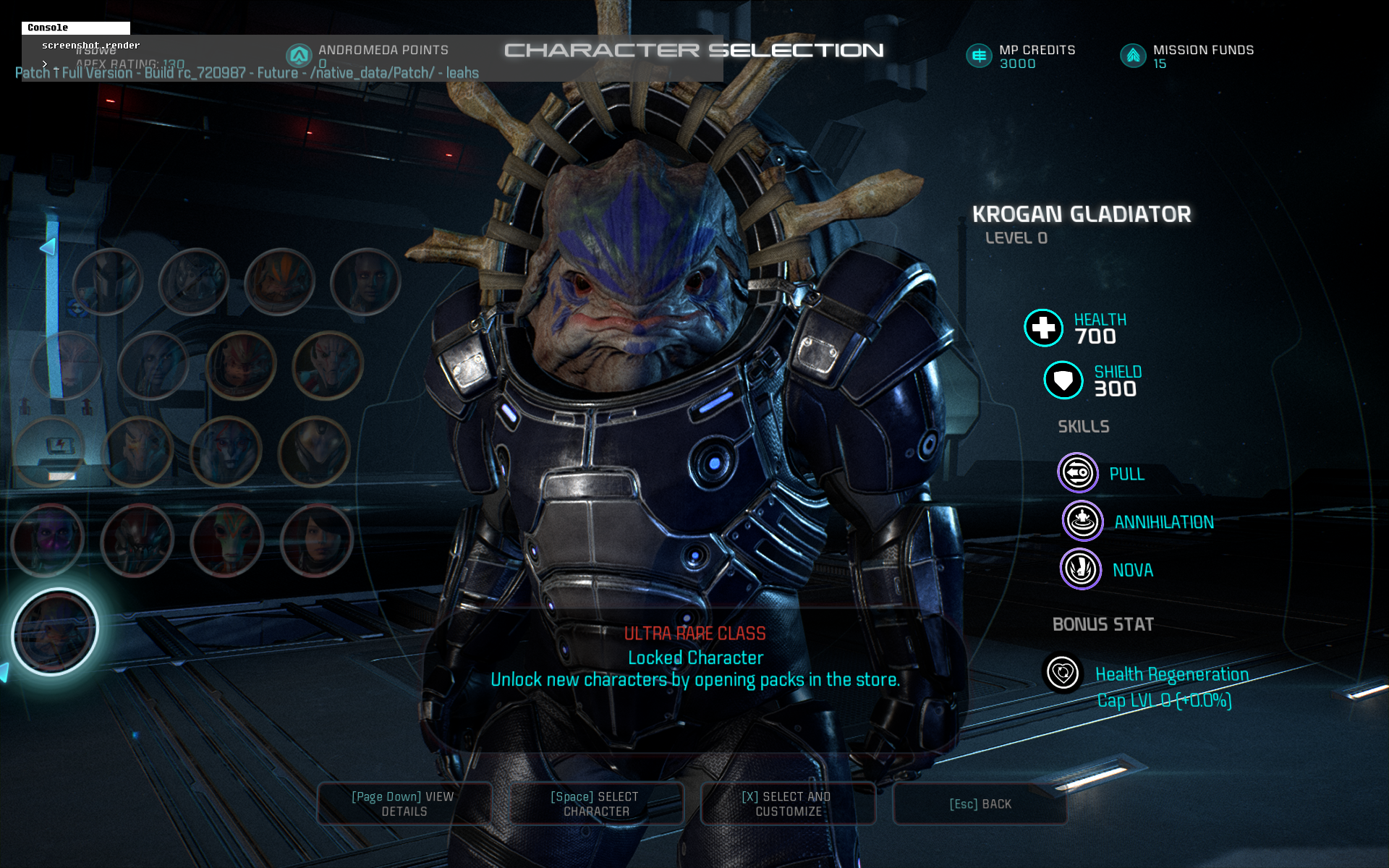 mass effect andromeda pc trainer