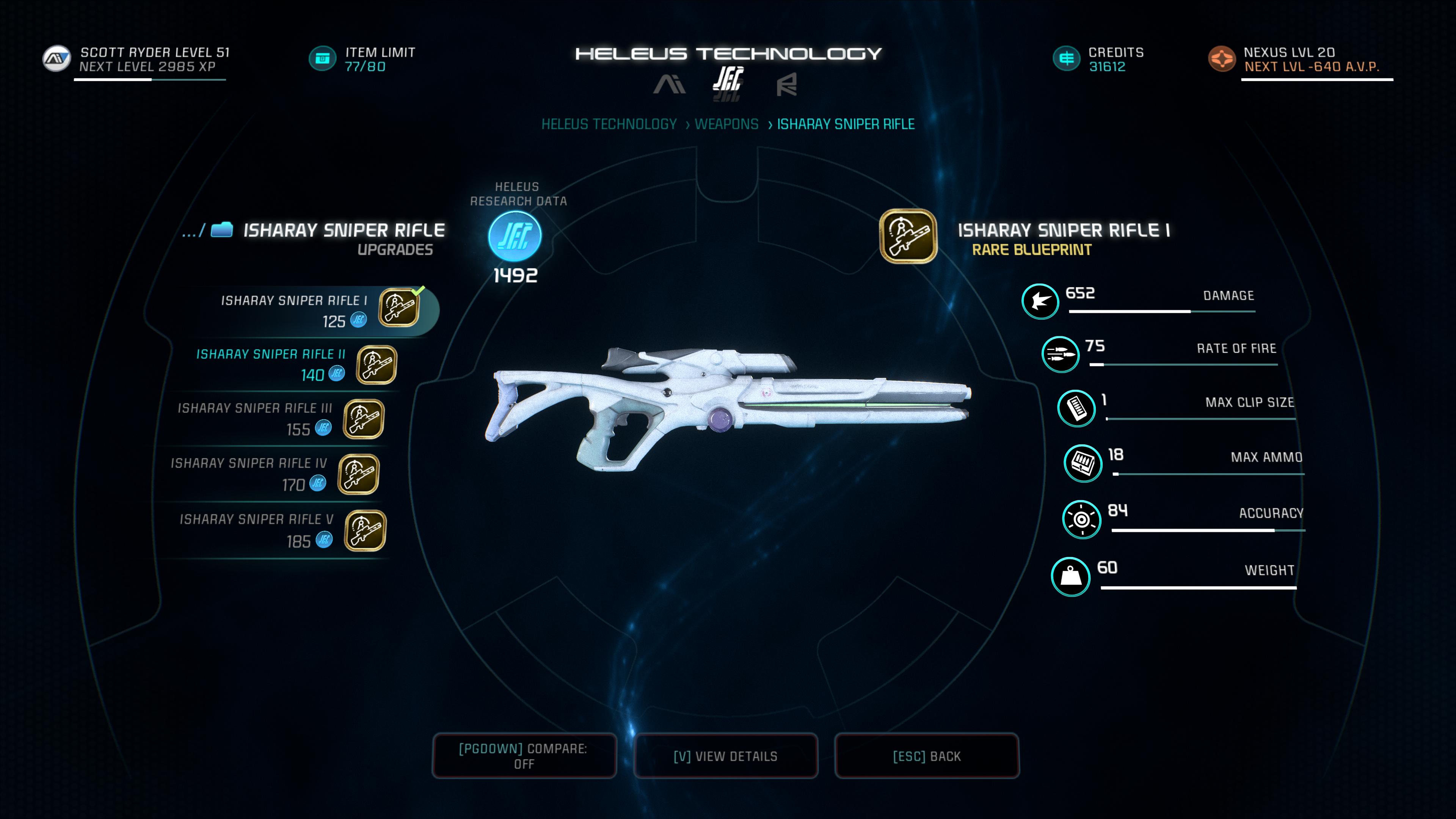 Mass Effect Andromeda Best Black Widow Build