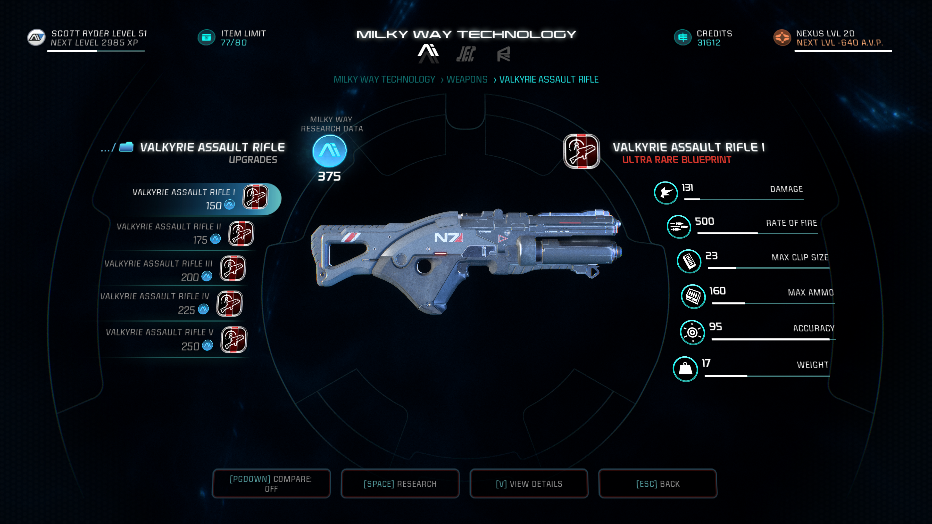 Mass Effect Andromeda Best Dhan Build