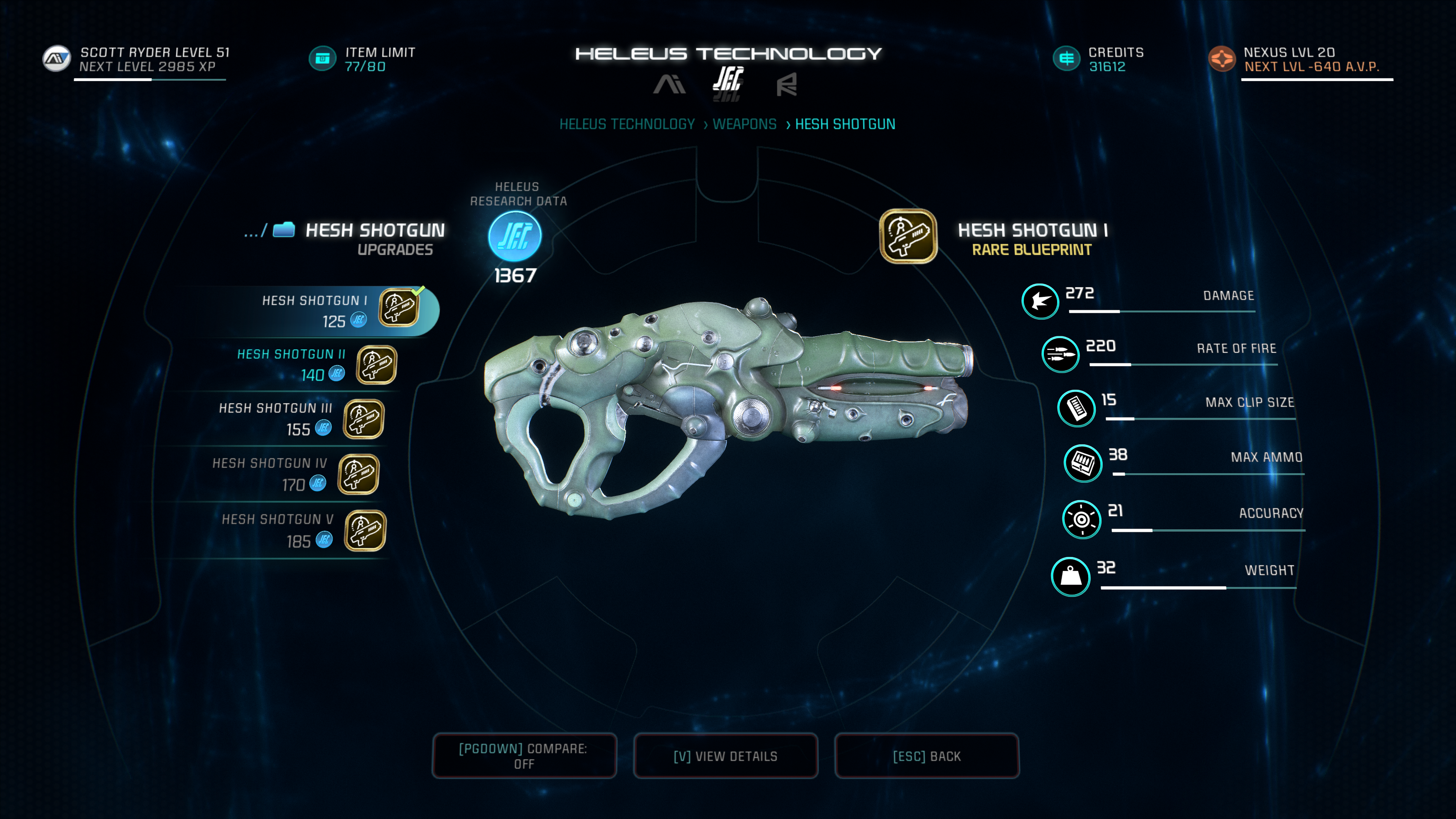 Mass effect andromeda guide best weapons for every type of build range that isnt quite sniper like but will reduce any desire you have to carry a sniper it costs 125 remnant research data to unlock for development malvernweather Gallery