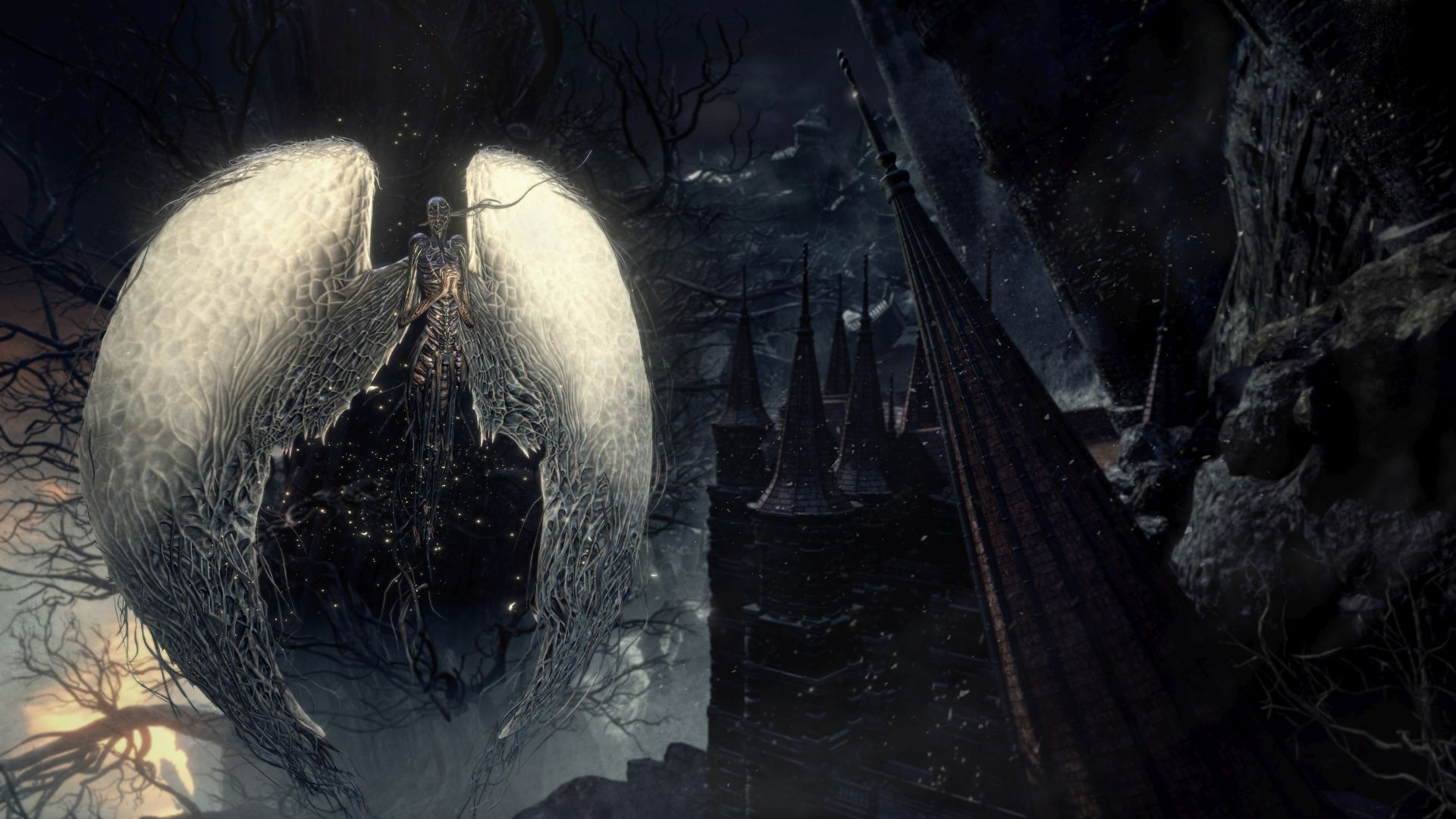 'Dark Souls' Comes To An End With 'The Ringed City' Debut