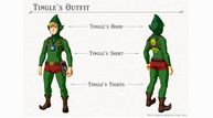 Tingle outfit
