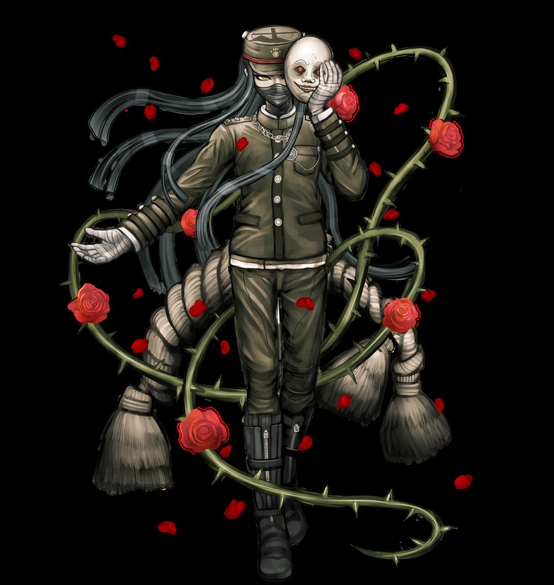 Danganronpa Characters - 0425