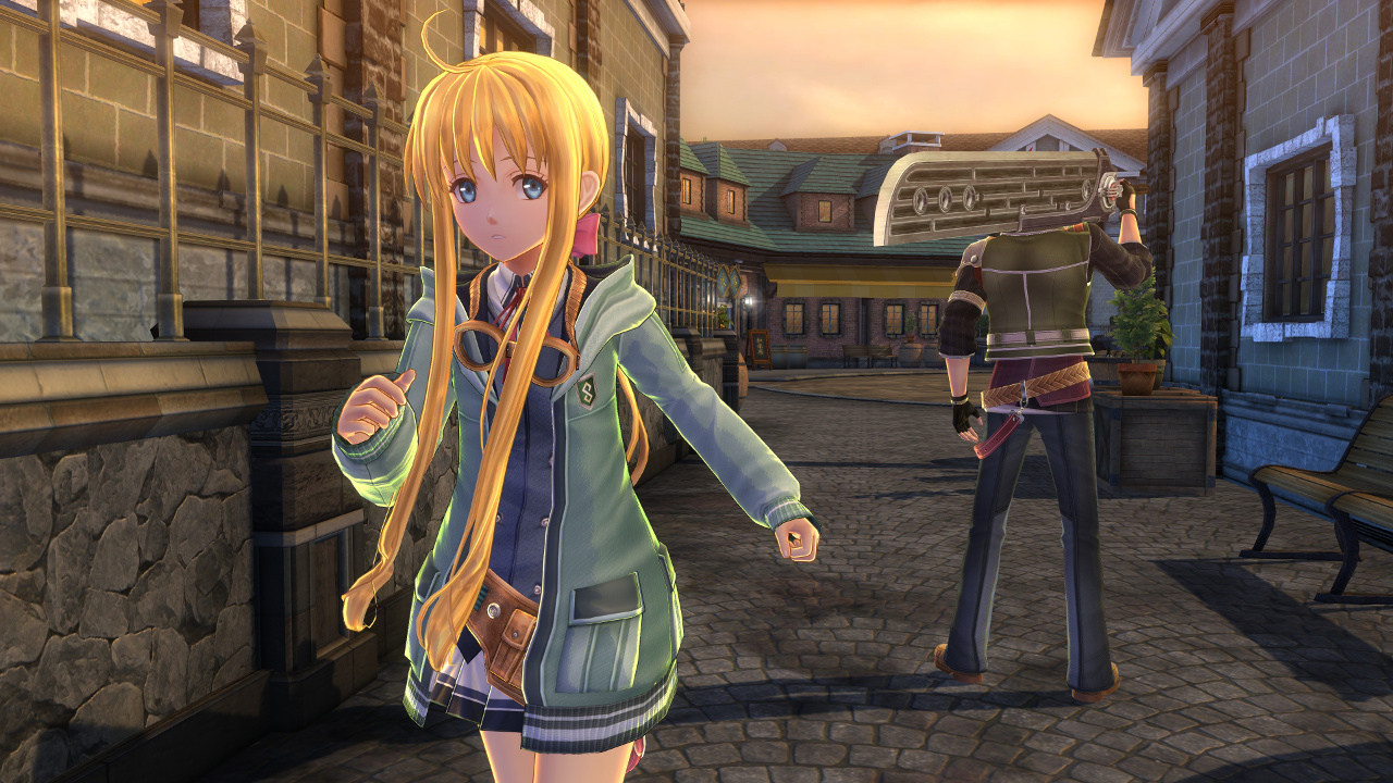 The Legend Of Heroes Trails Of Cold Steel Iii Screenshots