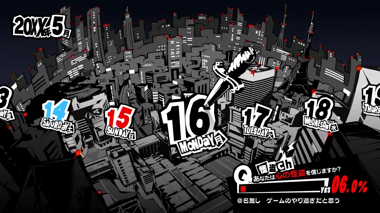 Persona 5 Subway Map.Persona 5 Guide Part Time Jobs Where To Get Them And What They Do