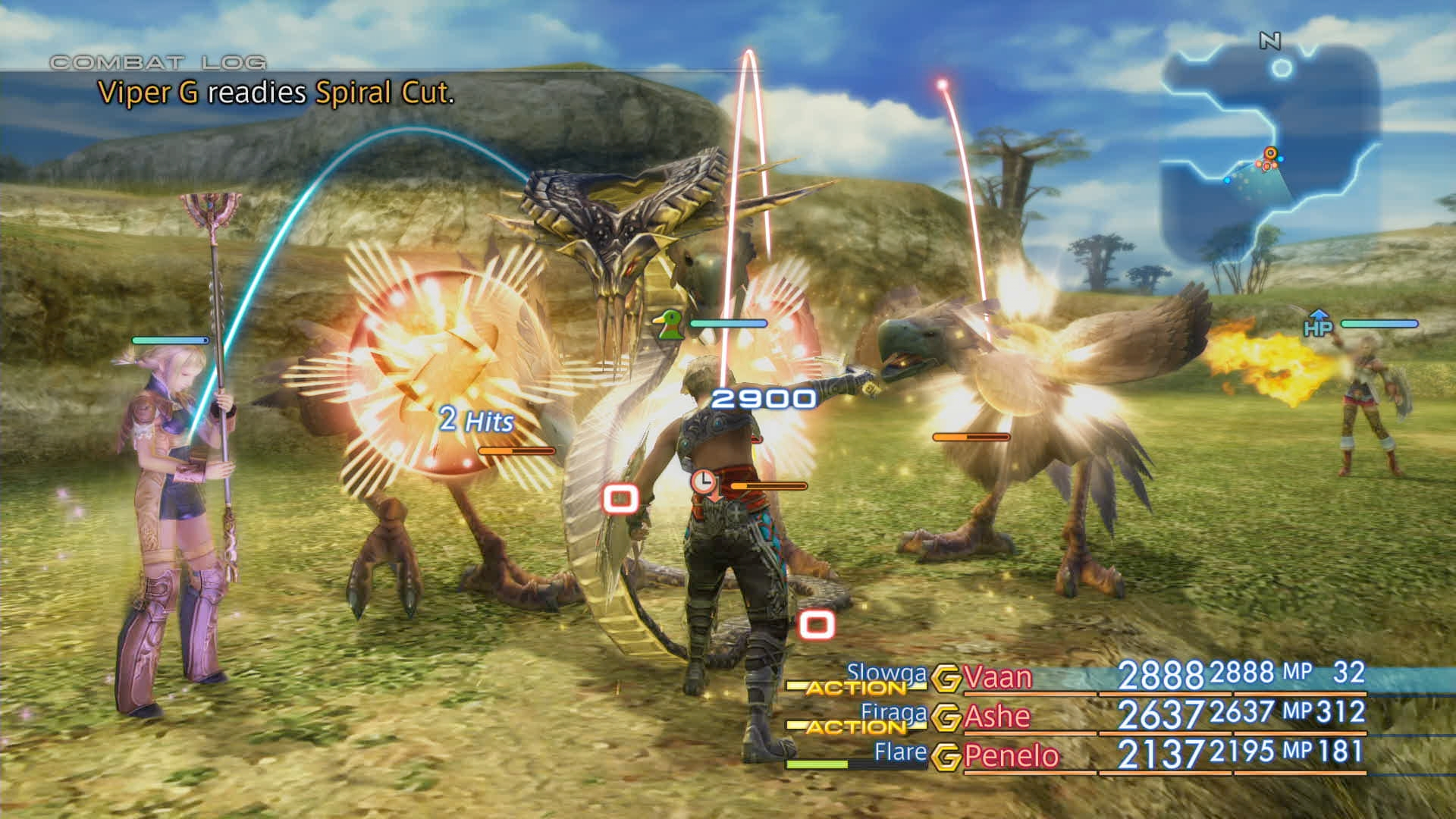 Final Fantasy XII The Zodiac Age  Weapons Ultimate Weapons