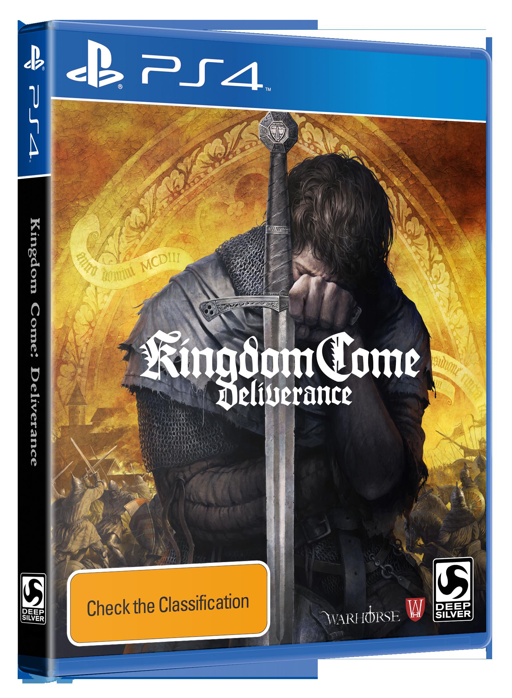 Kingdom Come Deliverance Console Commands list: codes to