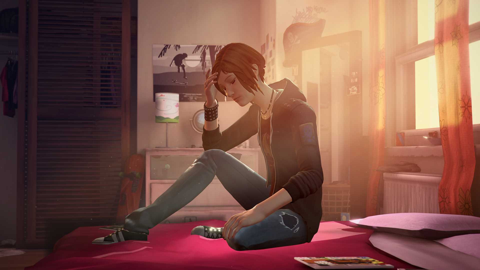 Life Is Strange: Before The Storm appears on Steam, new screenshots released