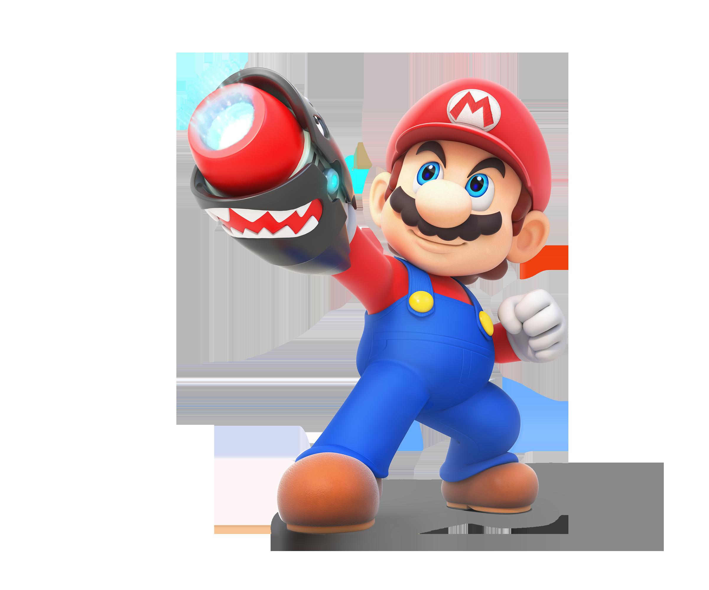 Mario + Rabbids Kingdom Battle Officially Announced For ...