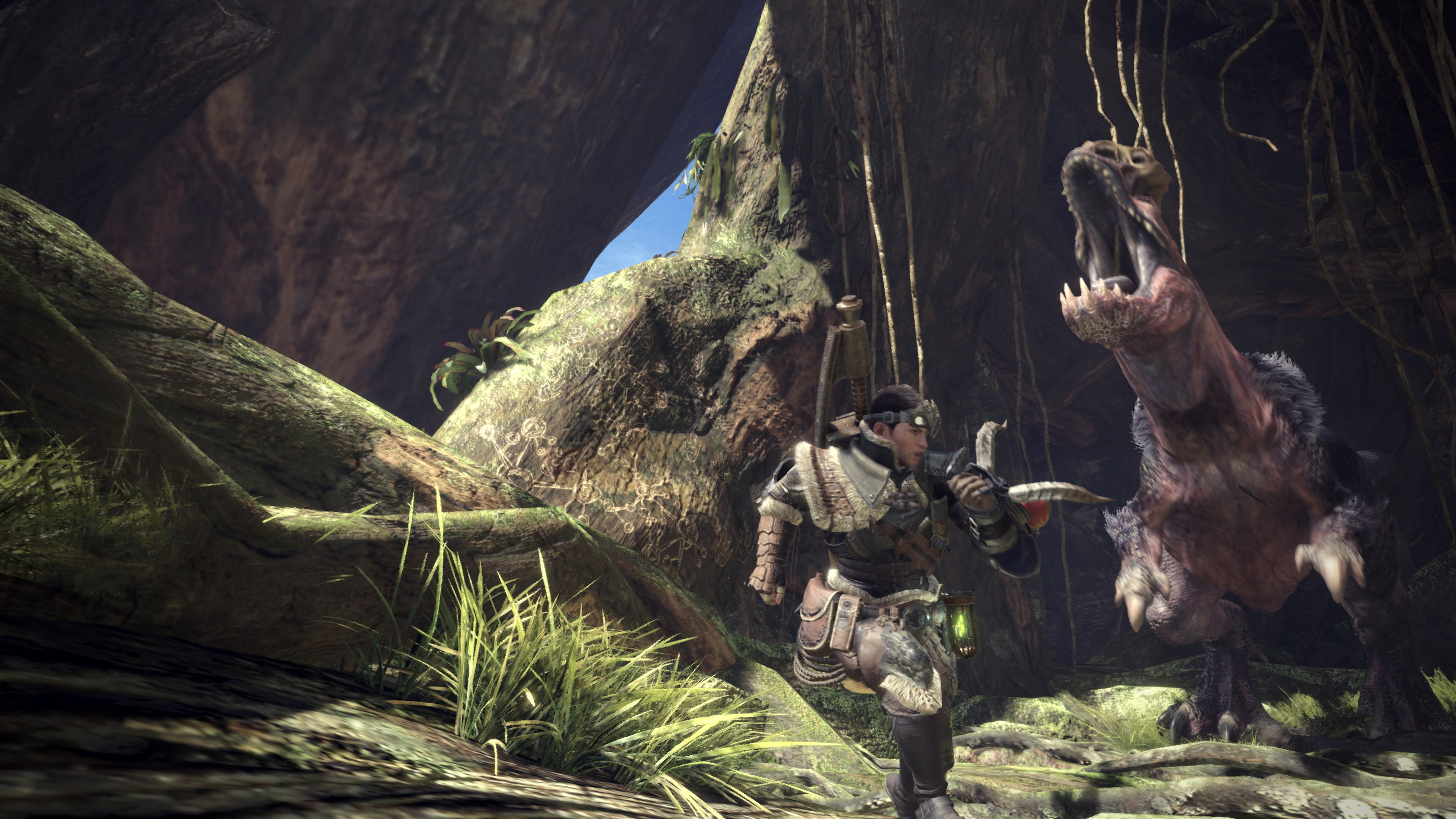 Image result for Monster Hunter World press screenshots