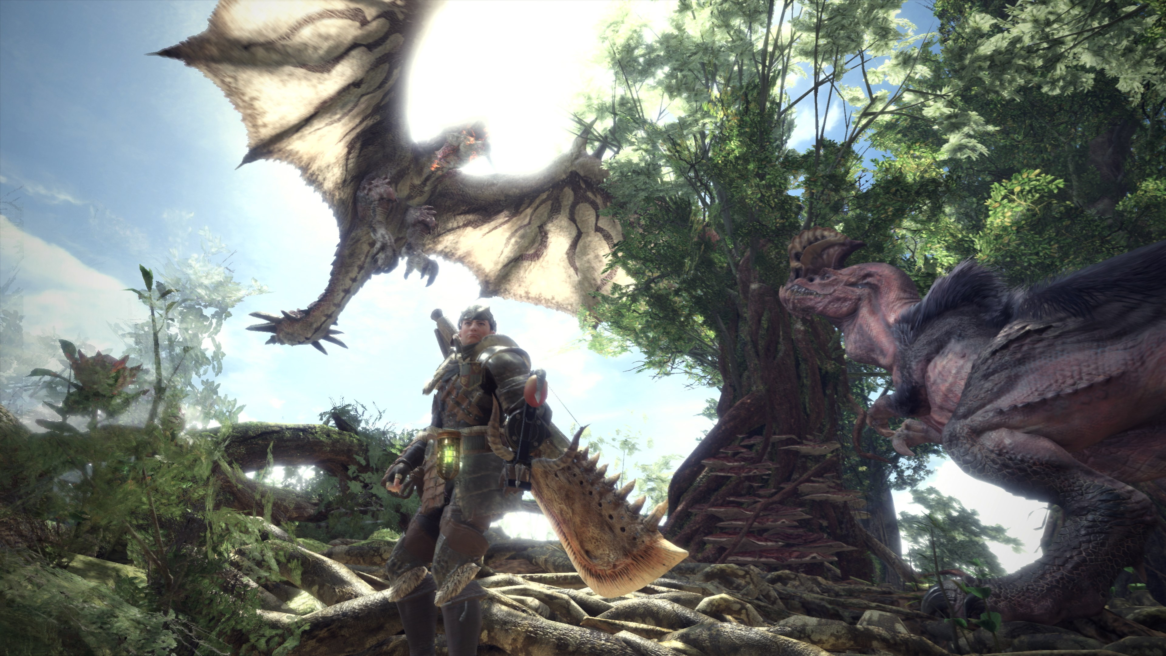 New Monster Hunter World Gameplay & Details Revealed
