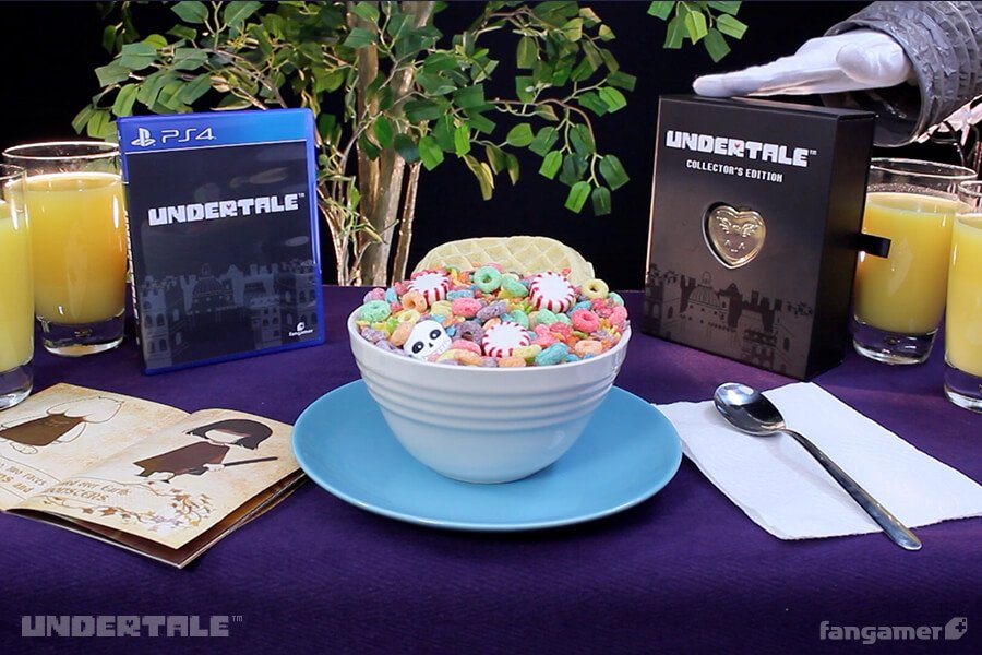 Undertale Heading To PlayStation 4 And PlayStation Vita