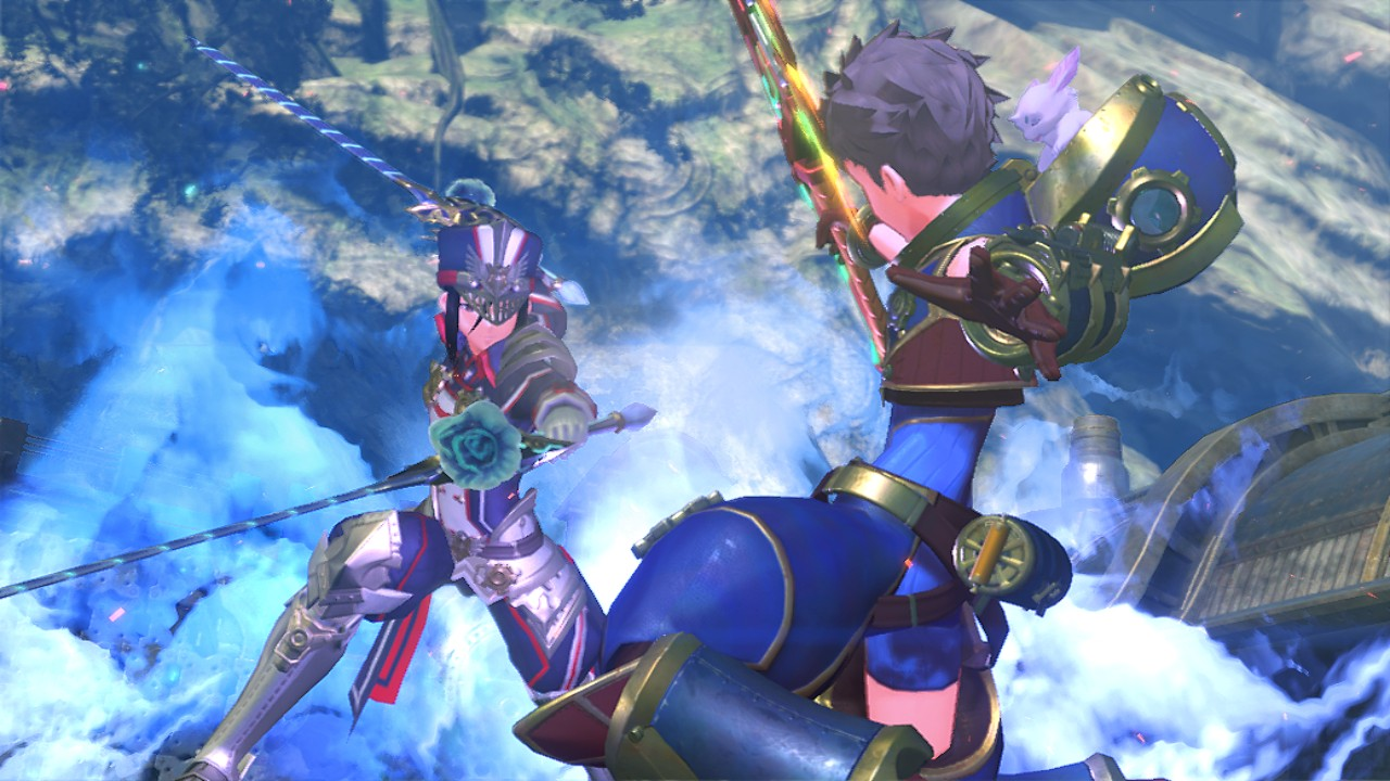 X Blades Gameplay Xenoblade Chronicles 2...