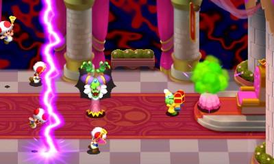 Mario Luigi Superstar Saga Bowser S Minions Review Rpg Site