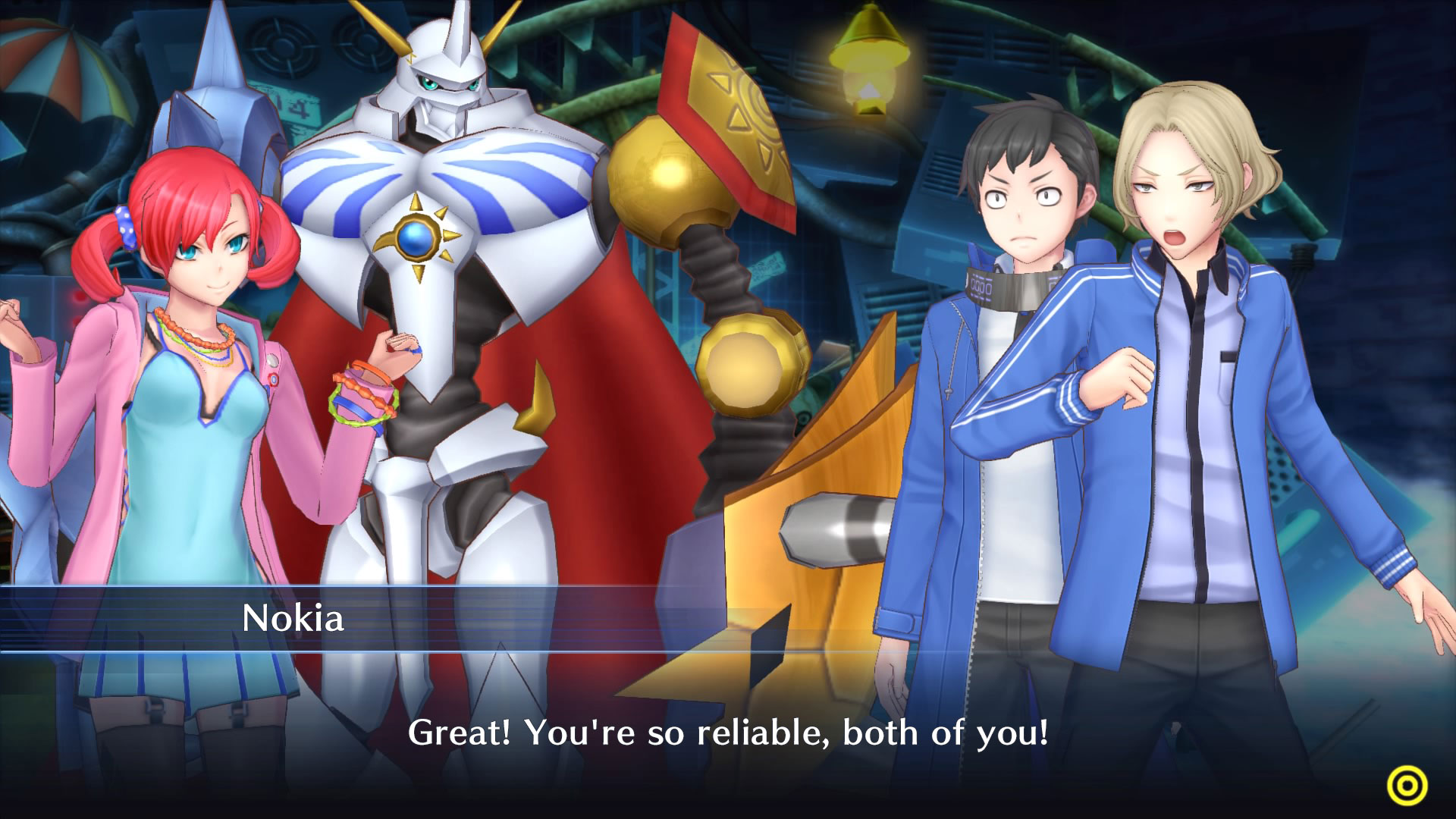 Image result for digimon story cyber sleuth hacker's memory