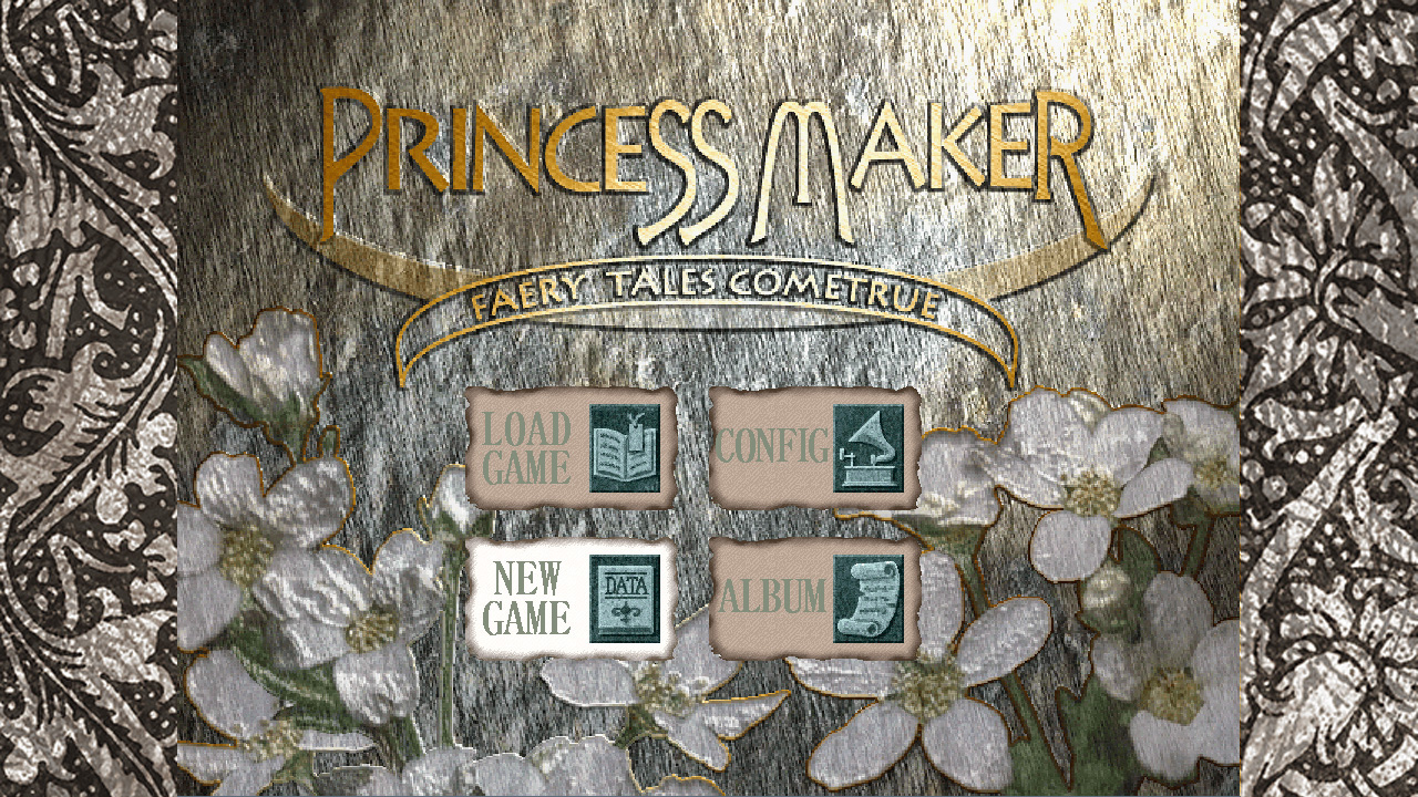 Princess Maker 3: Fairy Tales Come True now available on