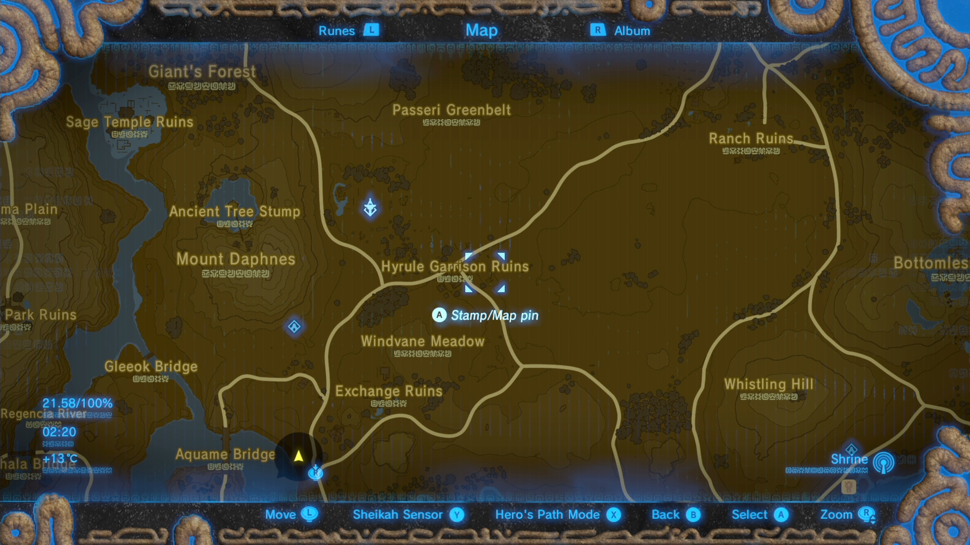 Zelda Breath Of The Wild Guide Where To Find The Phantom