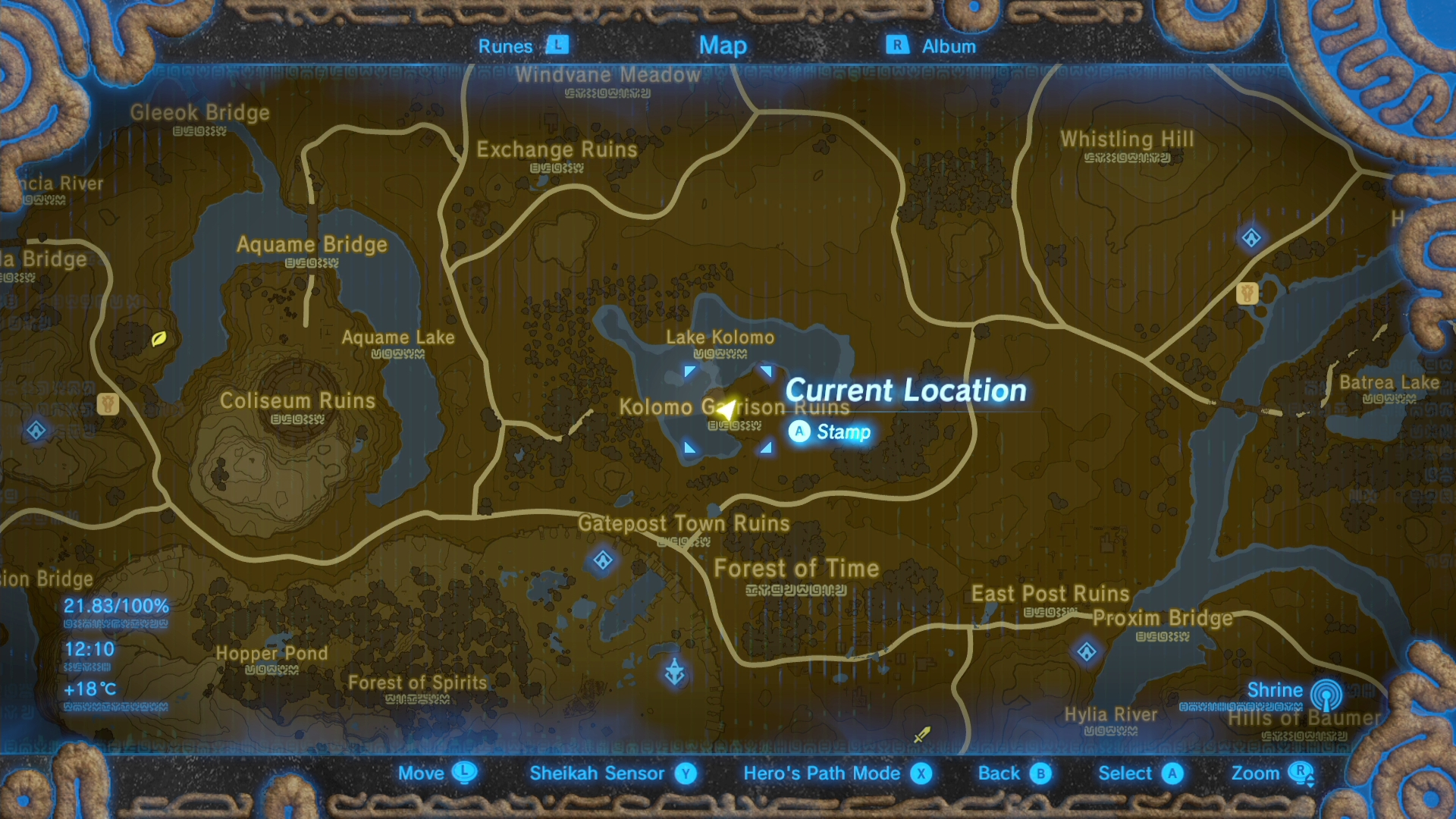 fire giant locations - photo #37