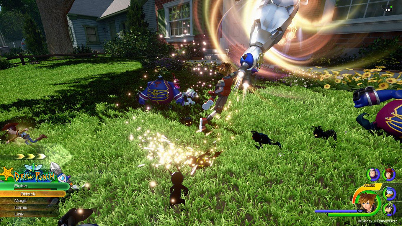 Kingdom Hearts - Works