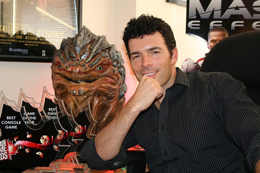 Casey Hudson Returns to BioWare as General Manager, Aaryn Flynn Departs